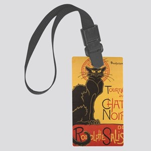 Steinlein-chatnoir[1] Large Luggage Tag